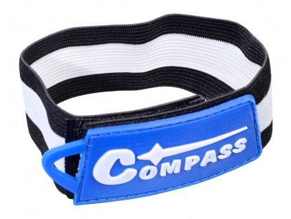 Pružný cykloupínač BLUE Compass 12207