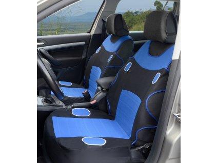 Autopotahy LAS VEGAS modré Compass 31627