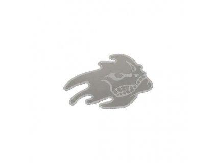Znak HEAD samolepící METAL malý Compass 35355