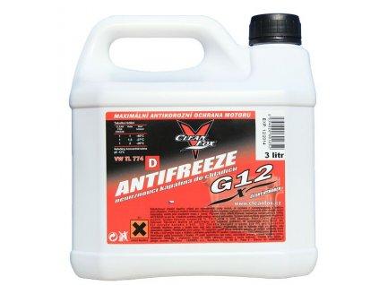 Antifreeze G12, 3L Compass 90614