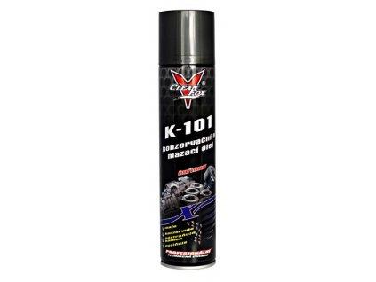 KONKOR 300 ml (olej) CLEANFOX 90625