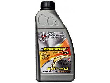 Olej motorový Energy diesel 5W-40 PD 1L