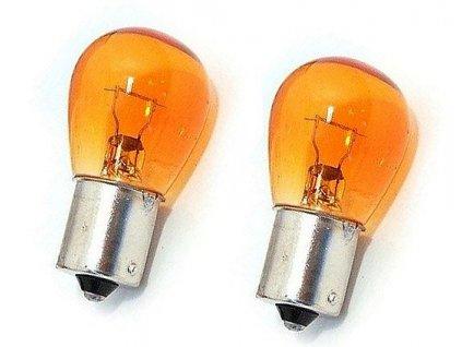 Autožárovka 12V, žárovka je vhodná pro všechny druhy světlometů.