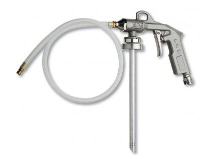 Pistole na konzervační postřiky s hadicí