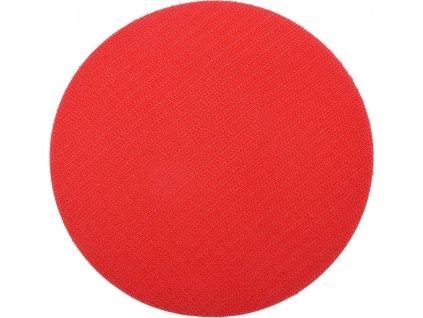 Suchý zip pro leštící/brousící talíř 125 mm, nalepovací Vorel TO-08521