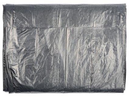 Fólie krycí 4 x 5 m stavební černá Vorel TO-09457