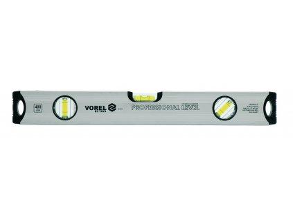 Vodováha 400 mm Al Profi 3 polohy Vorel TO-16551