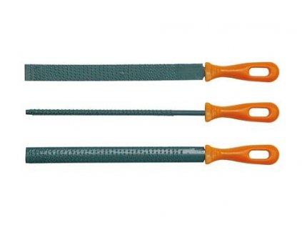 Sada pilníků na dřevo 200 mm 3 ks