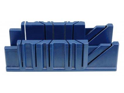 Přípravek na řezání úhlů 250 x 65 mm plast