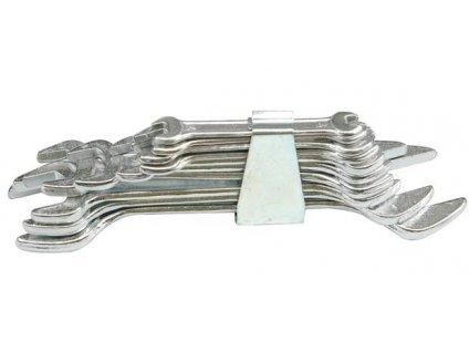Sada klíčů plochých 12 ks 6 - 32 mm spona