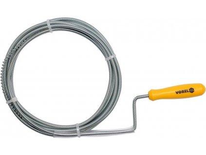 Spirála kanalizační průměr 5mm, 1,5m Vorel TO-55541
