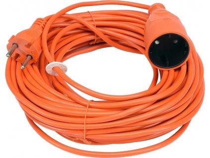 Kabel prodlužovací 20 m oranžový Vorel TO-82673