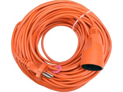 Kabel prodlužovací 40 m oranžový