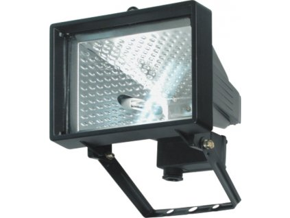 Lampa halogenová 120 W černá Vorel TO-82790