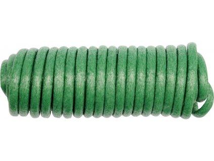 Drát zahradnický s pěnovým opletením 10m průměr 10mm Flo TO-88809