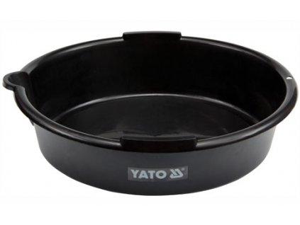 Miska na odčerpání oleje 7l 370x90 mm Yato YT-0699