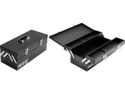 Box na nářadí 460x200x180mm Yato YT-0884