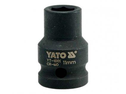 """Nástavec 1/2""""rázový šestihranný 11 mm CrMo Yato YT-1001"""