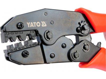 Kleště konektorové 220 mm, průměr 0,5-6 mm
