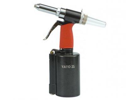 Nýtovačka pneumatická, pro nýty 2,4/3,2/4,0/4,8/6,4 Yato YT-3618