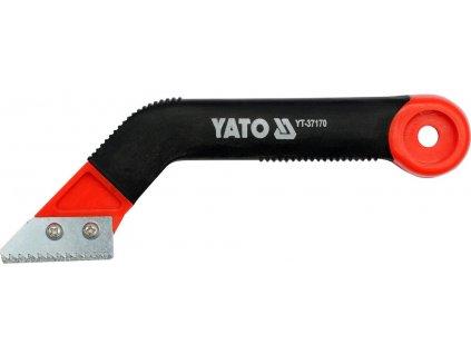 Škrabák na spáry Yato YT-37170
