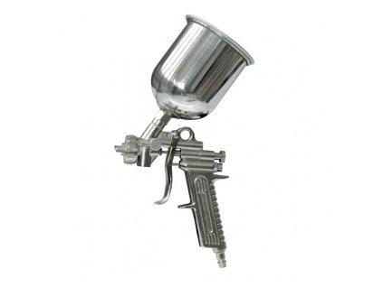 Lakovací pistole, horní nádrž aluminium 500ml