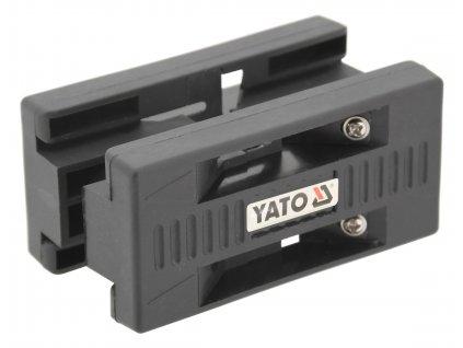 Nůž ořezávací na hrany lamina 13 - 25 mm Yato YT-5710