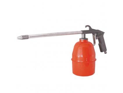 Mycí a ropovací vzduchová pistole