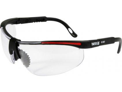 Ochranné brýle čiré typ 91708