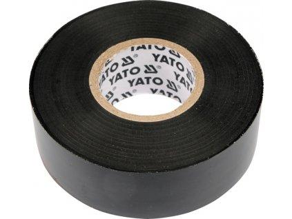 Páska izolační 12 x 0,13 mm x 10 m černá