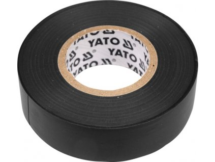 Páska izolační 15 x 0,13 mm x 20 m černá