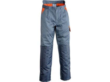 Pracovní kalhoty pro práci v domácnosti, především na zahradě, vyrobeno podle současných trendů.