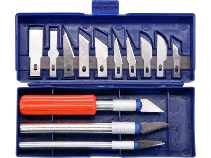 Sada nožů přesných s břity 16 ks Vorel TO-76305