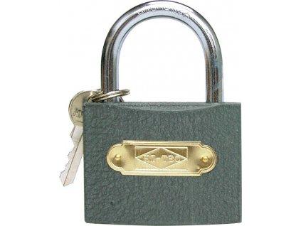 Zámek visací stavební 75 mm 3 klíče