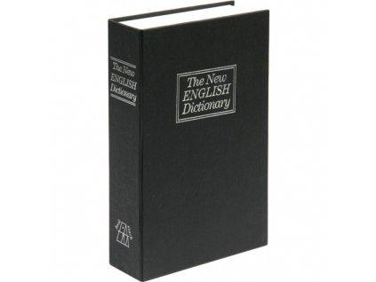 Pokladna příruční - imitace knihy 180x115x55mm Vorel TO-78632