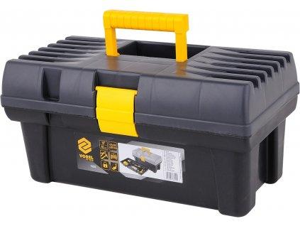 """Box na nářadí plastový 16""""1 zámek 40cm Vorel TO-78800"""