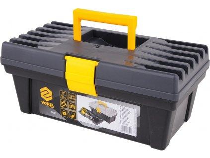 """Box na nářadí plastový 12""""1 zámek 30cm Vorel TO-78801"""
