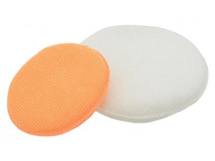 Polštářky na vosk mikrovlákno 2ks KENCO KENCO 10367