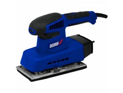 Vibrační bruska 240W, 90x182mm DEDRA DED7943  + regulace kmitů brusky