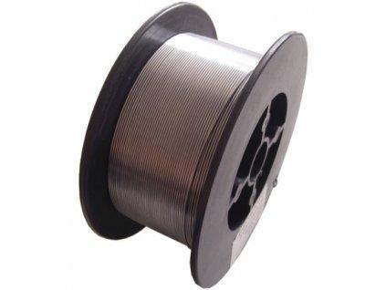 Samoochranný trubičkový svářecí drát FLUX 0.8mm, plastová cívka0.45kg, E71T-1 DEDRA DESMF0805