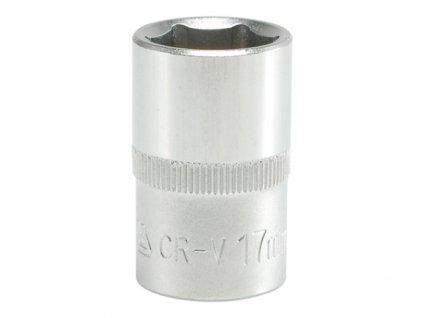 """Nástavec 1/2"""" 17 mm šetihranný"""