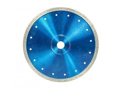 Extra tenký řezný diamantový kotouč na obklady 115x22,2mm DEDRA H1071  + rychlý, přesný a tenký řez, pouhých 1.4 mm