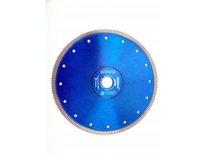 Extra tenký řezný diamantový kotouč na obklady a dlažbu 230x22,2mm