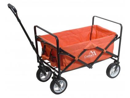 Kempingový vozík skládací TROGIR Yato 13701