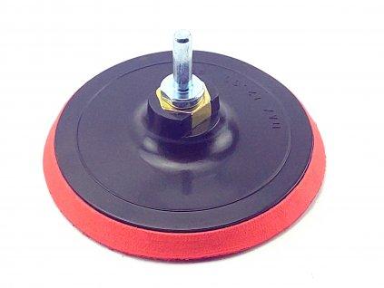 Univerzální unašeč 125mm, suchý zip, závit M14, (+stopka)