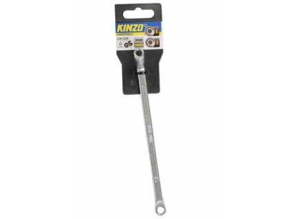 Klíč očkový CrV 6-7mm KINZO 71962