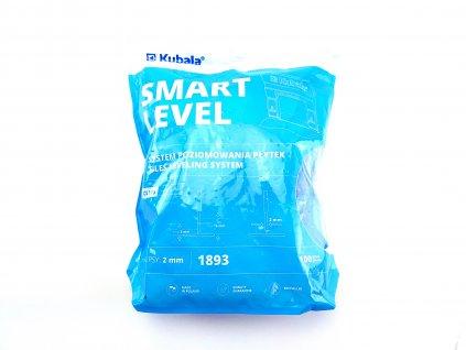 Smart level spony - 2mm, balení 100ks