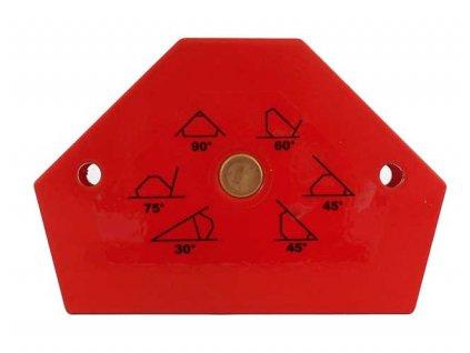 Úhlový magnet - nosnost 11kg MAGG 090008