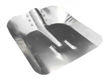 Lopata hliníková bez násady - malá, 265 x 280 mm