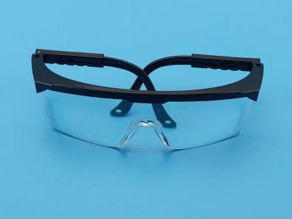 Ochranné brýle - nastavitelné nožičky